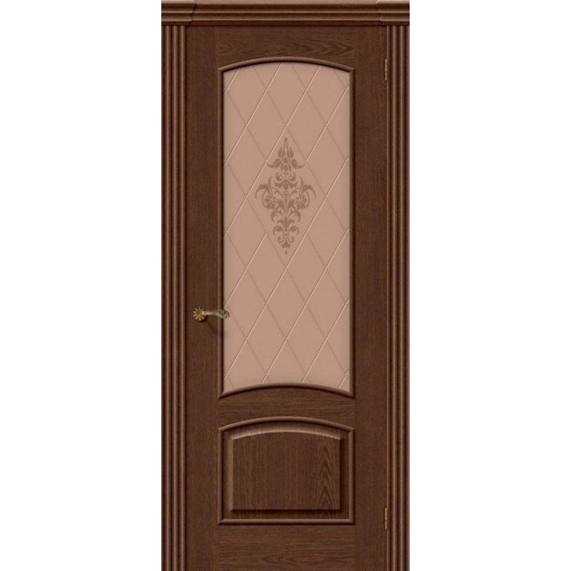 Межкомнатная дверь АМАЛЬФИ виски ПО