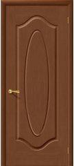 Межкомнатная дверь АУРА орех ПГ