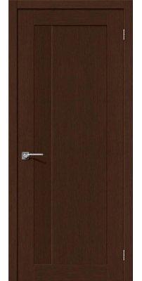 Межкомнатная дверь ЕВРО-1 венге ПГ