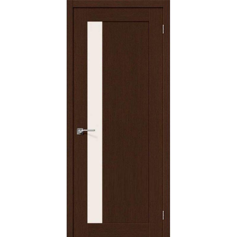 Межкомнатная дверь ЕВРО-2 венге ПО