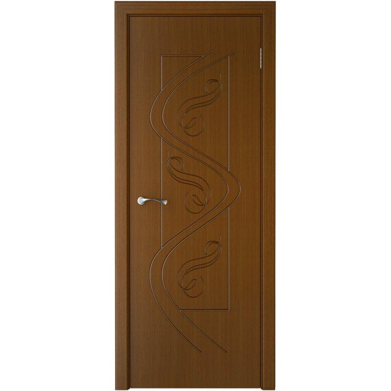Межкомнатная дверь ВЕГА орех пг