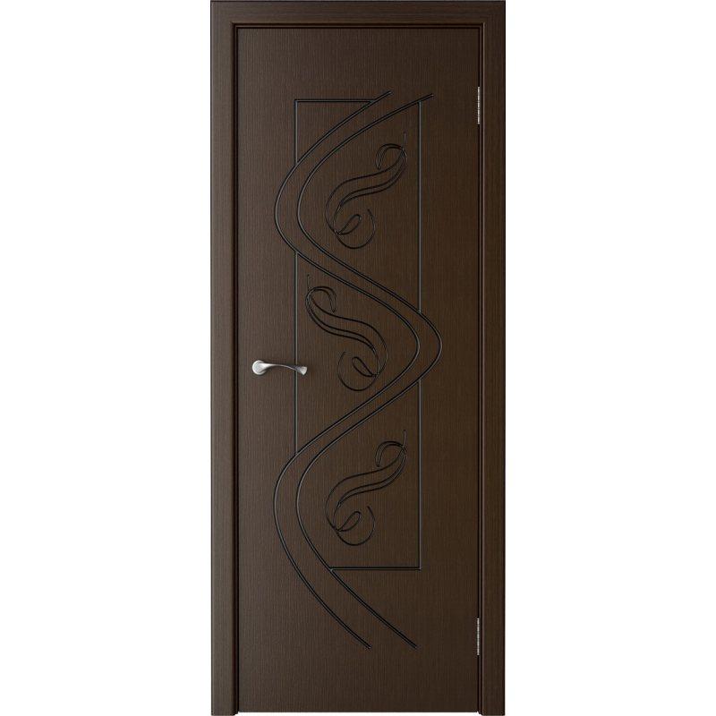 Межкомнатная дверь ВЕГА венге ПГ