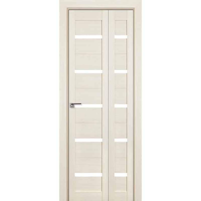 Складная дверь книжка 7X, эшвайт мелинга