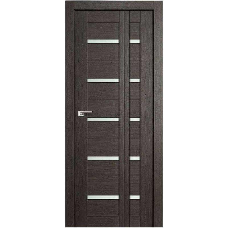 Складная дверь книжка 7X, грей мелинга