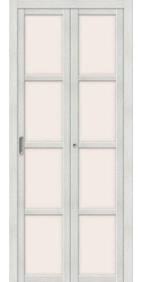 Складная дверь ТВИГГИ V4 bianco veralinga