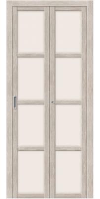 Складная дверь ТВИГГИ V4 cappuccino veralinga