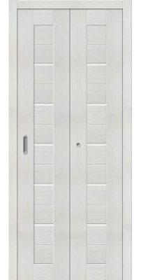 Складная дверь ПОРТА 22 bianco veralinga