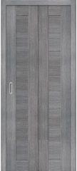 Складная дверь ПОРТА 21 grey veralinga
