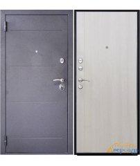 Входная дверь NEW LINE SD PROF-5 светлый дуб