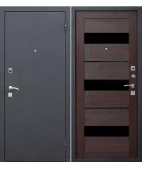 Входная дверь ГАРДА МУАР тёмный кипарис