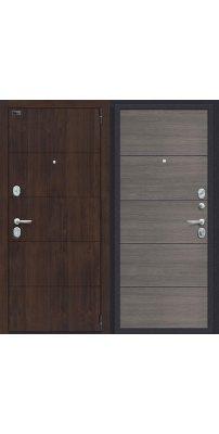 Входная дверь PORTA S 4.П50 almon 28/grey veralinga