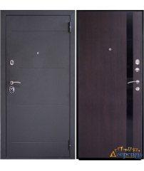 Входная дверь NEW LINE SD PROF-5 венге
