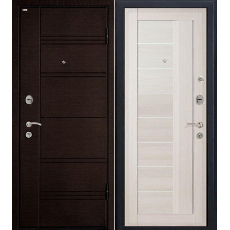 Входная дверь М17  Profildoors 17X эшвайт\белый лак
