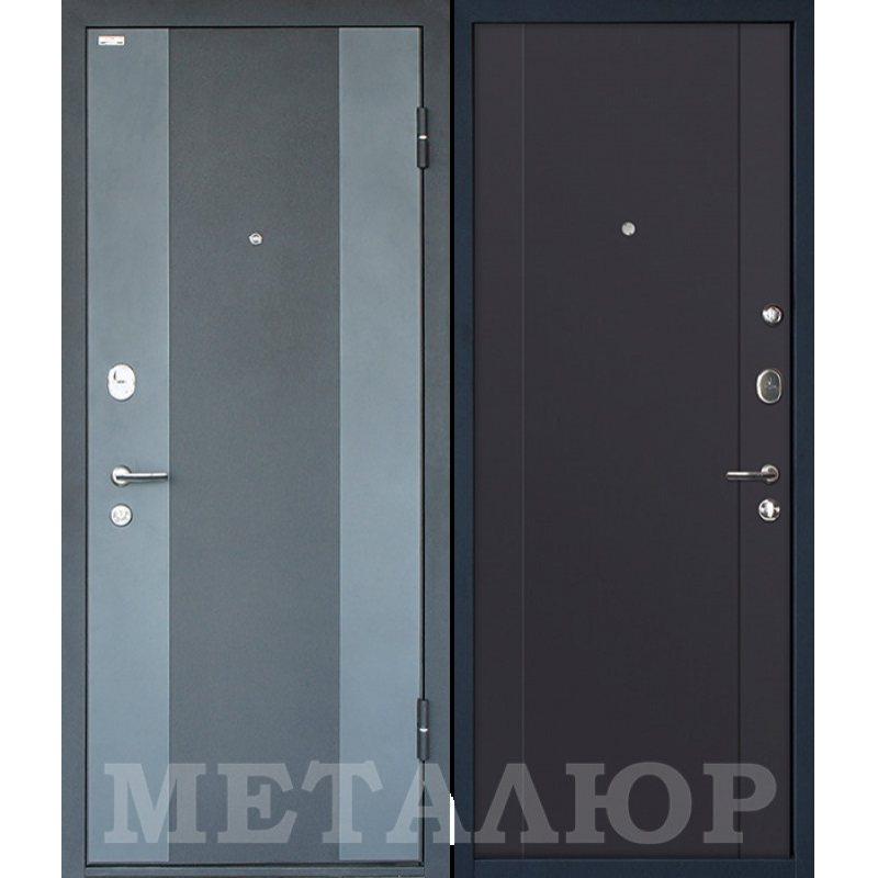 Входная дверь М27  Profildoors 20U  антрацит