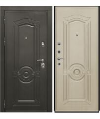 Входная дверь SD PROF-36 ЛЕГИОН венге/дуб светлый