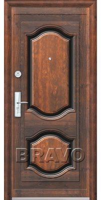 Входная металлическая дверь К550-2-66