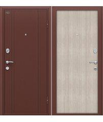 Входная дверь Door Out 201 антик медь/cappuccino veralinga