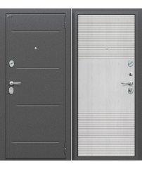 Входная дверь Фит Антик Серебро/Pine Feelwood