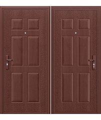 Входная дверь К13-1-40 молотковая эмаль/молотковая эмаль