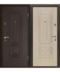 Входная дверь КОМФОРТ белый венге