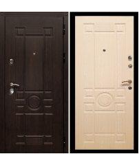 Входная дверь ЛЕГИОН беленый дуб