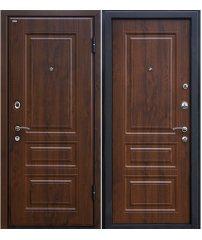 Входная дверь М11 темный орех
