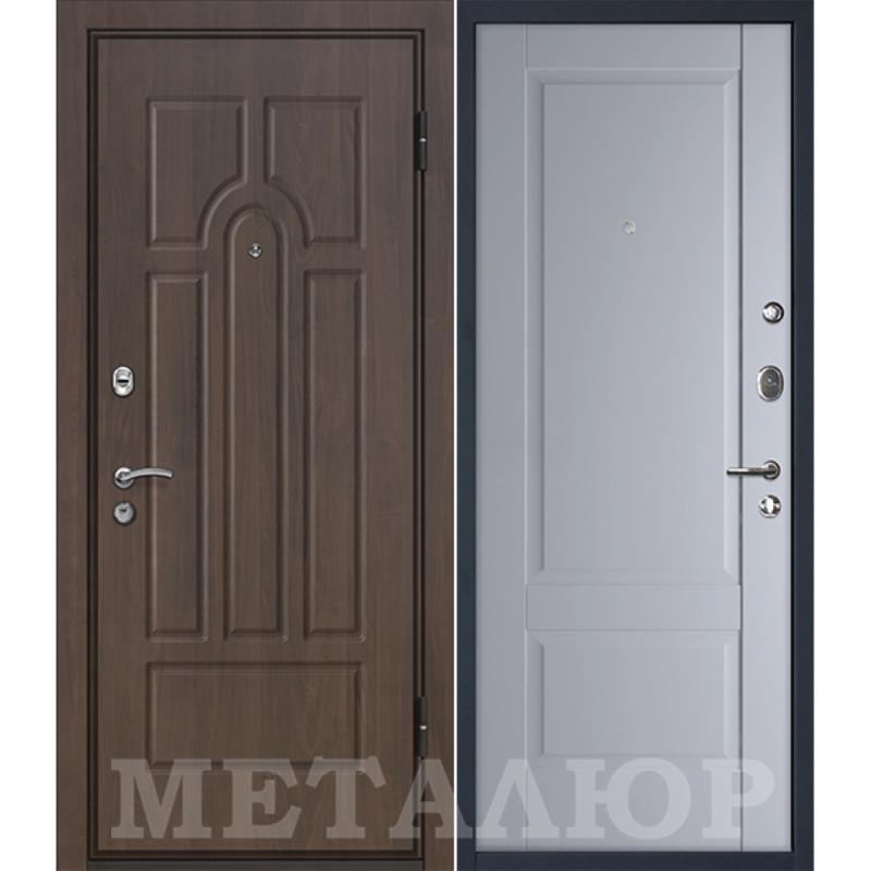 Входная дверь М12  Profildoors 105U манхеттен