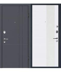 Входная дверь М16  Profildoors 5E аляска\белый лак