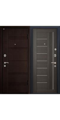 Входная дверь М17  Profildoors 17X грей\белый лак