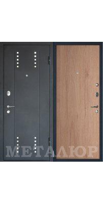 Входная дверь М26  Profildoors 1ZN салинас светлый