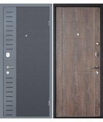 Входная дверь М28  Deform дуб шале корица