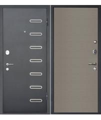 Входная дверь М29  Deform дуб  французский серый