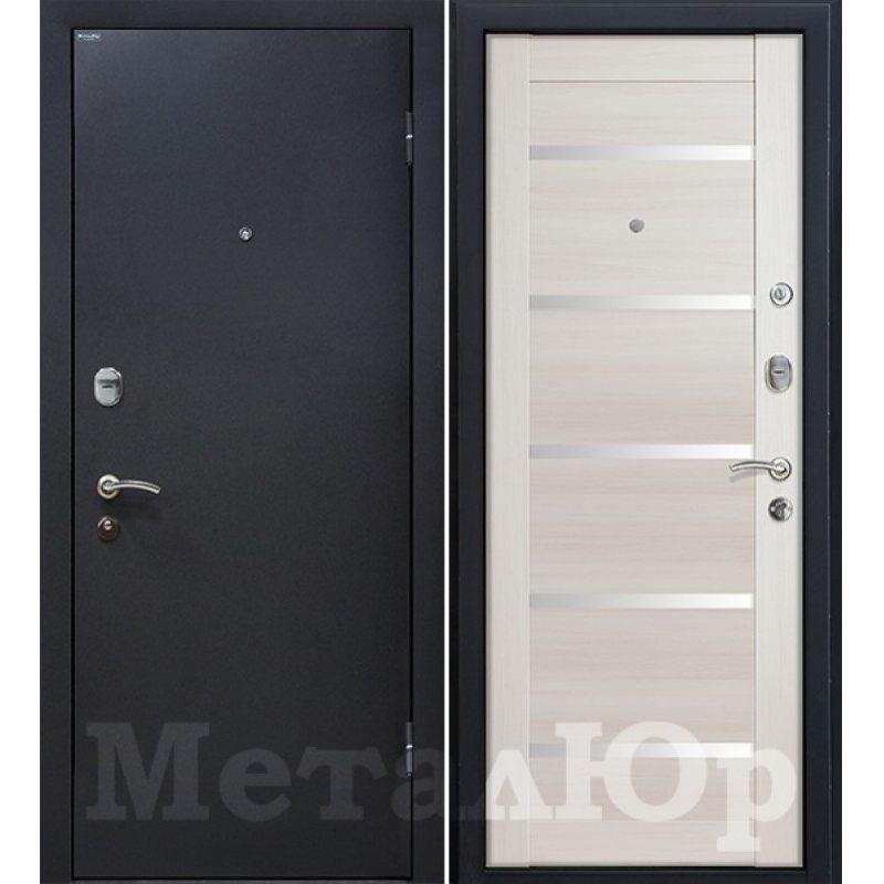 Входная дверь М41  Profildoors 7X эшвайт\белый лак