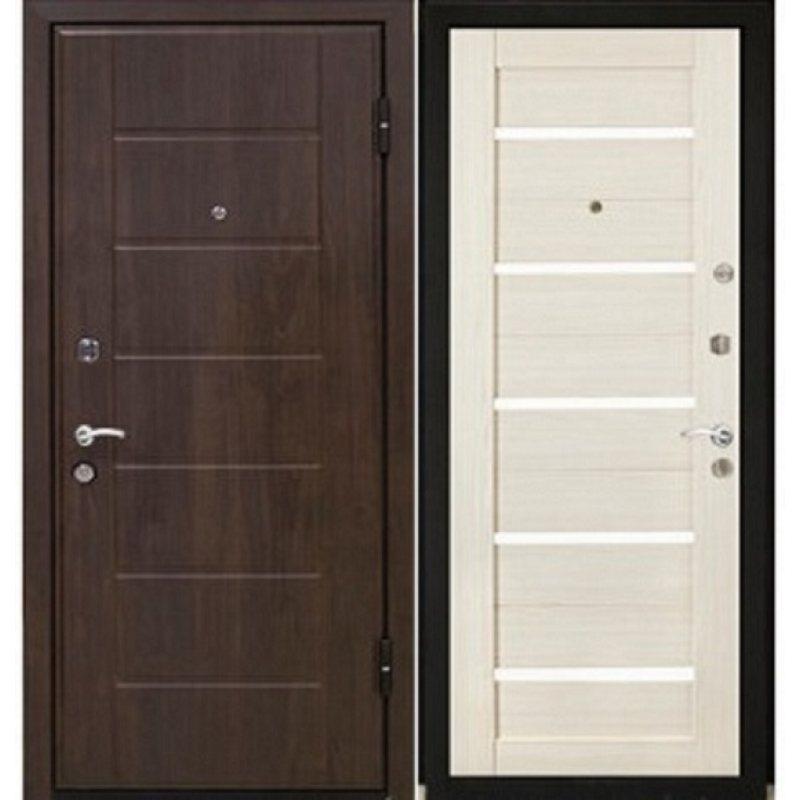 Входная дверь М7 Profildoors 7x эшвайт/белый лак