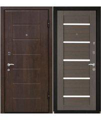 Входная дверь М7 Profildoors 7x грей/белый лак