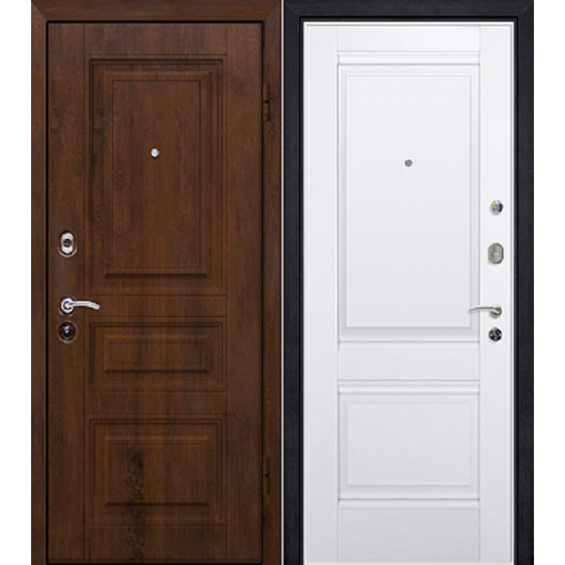 Входная дверь М9 Profildoors 1U аляска