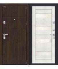 Входная дверь Porta M 4.П23 almon 28/bianco veralinga