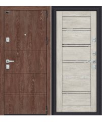 Входная дверь Porta M 8.Л28 chalet grande/chalet provence