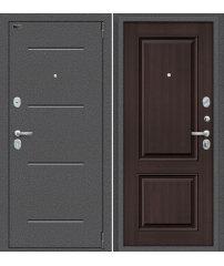 Входная дверь Porta S 104.К32 антик серебро/wenge veralinga