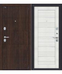 Входная дверь Porta S 4.П22 (Прайм) almon 28/bianco veralinga