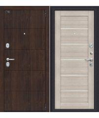 Входная дверь Porta S 4.П22 (Прайм) almon 28/cappuccino veralinga