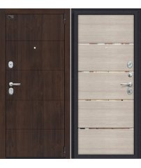 Входная дверь Porta S 4.П50 (IMP-6) almon 28/cappuccino veralinga