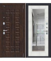 Входная дверь Porta S 51.П61 (Урбан) almon 28/bianco veralinga
