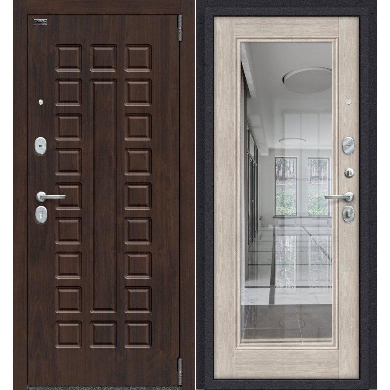 Входная дверь Porta S 51.П61 (Урбан) almon 28/cappuccino veralinga