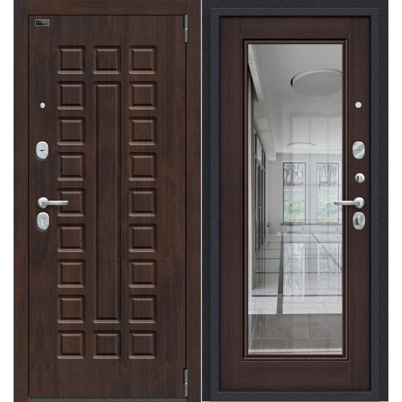 Входная дверь Porta S 51.П61 (Урбан) almon 28/wenge veralinga
