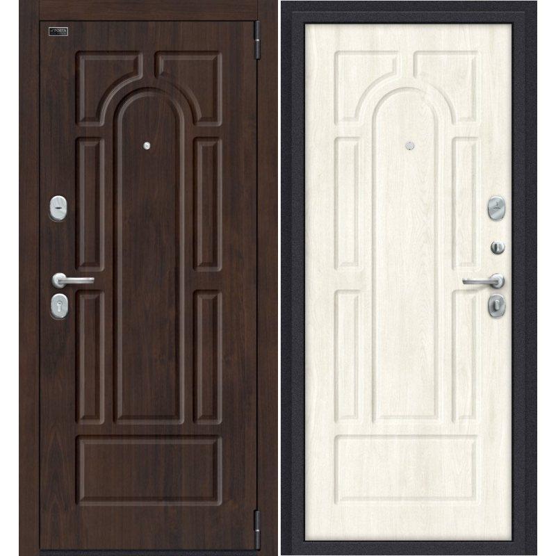 Входная дверь Porta S 55.55 almon 28/nordic oak