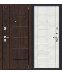 Входная дверь Porta S 9.П29 (Модерн) almon 28/bianco veralinga