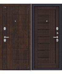 Входная дверь Porta S 9.П29 (Модерн) almon 28/wenge veralinga