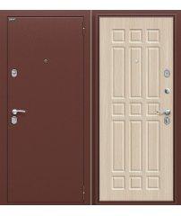 Входная дверь Старт антик медь/бел дуб