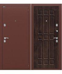 Входная дверь Старт антик медь/темная вишня